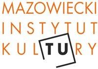 Logo Mazowiecki Instytut Kultury