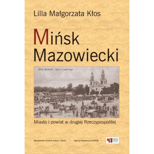 okładka książki - Mińsk Mazowiecki