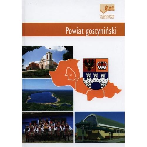 okładka książki - Powiat gostyniński