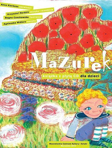 okładka książki - Mazurek