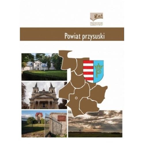 okładka książki - Powiat przysuski