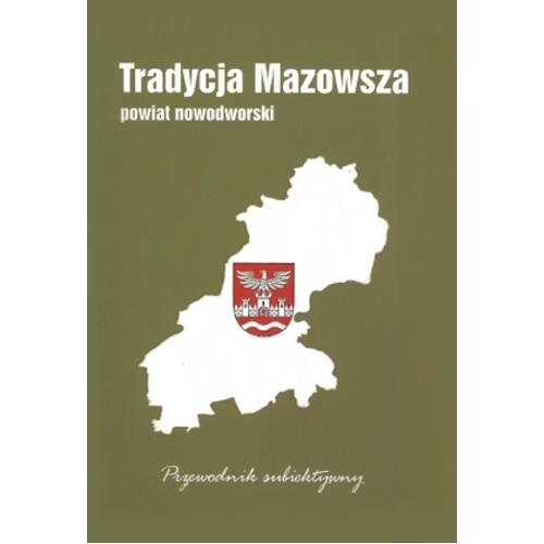 okładka książki - Powiat nowodworski