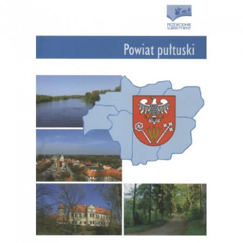 okładka książki - Powiat pułtuski