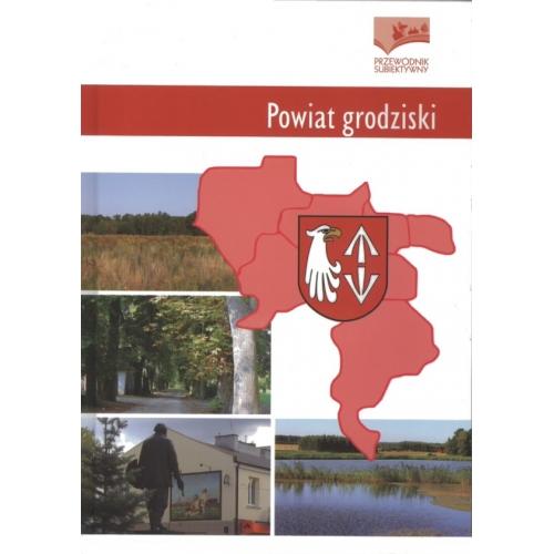 okładka książki - Powiat grodziski