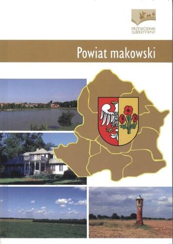 okładka książki - Powiat makowski