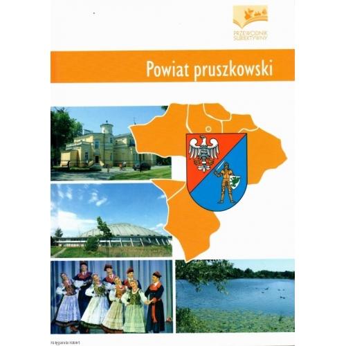 okładka książki - Powiat pruszkowski