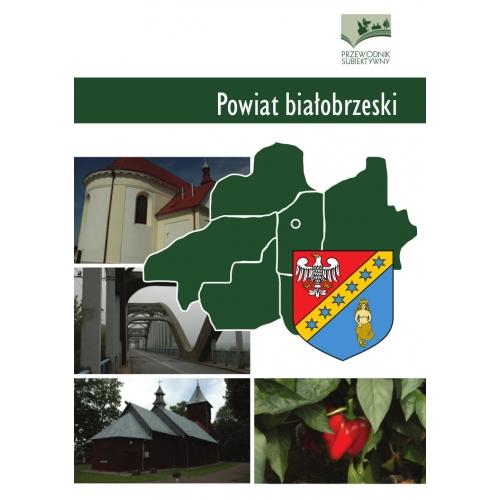 okładka książki - Powiat białobrzeski