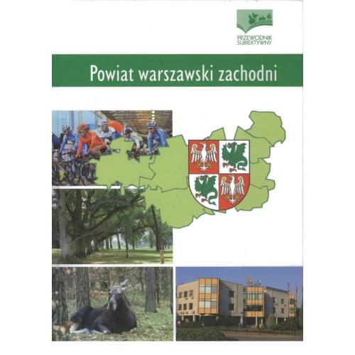 okładka książki - Powiat warszawski zachodni