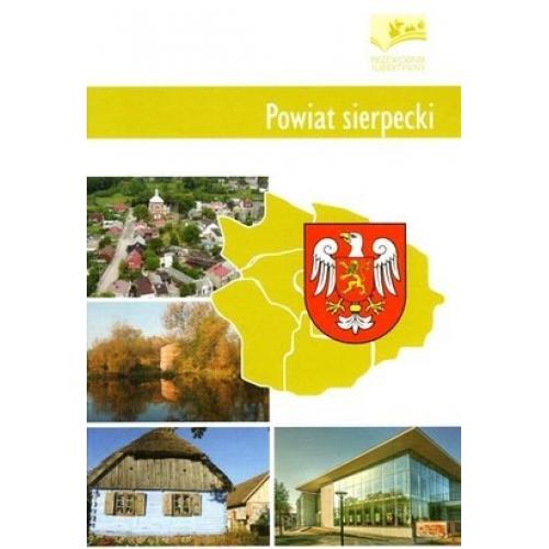 okładka książki - Powiat sierpecki