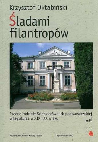 okładka książki - Śladami filantropów