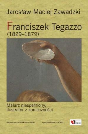 okładka książki - Franciszek Tegazzo