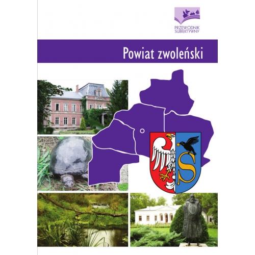 okładka książki - Powiat zwoleński