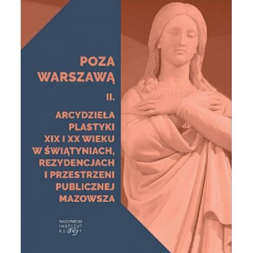 okładka książki - Poza Warszawą, Tom 2