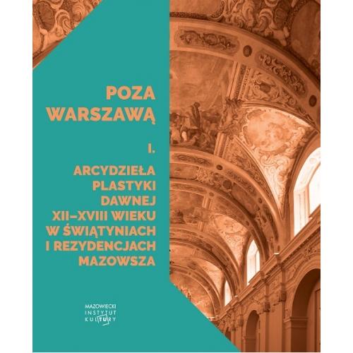 okładka książki - Poza Warszawą, Tom 1