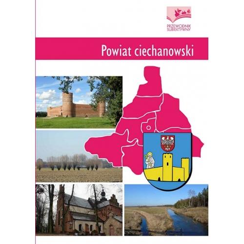 okładka książki - Powiat ciechanowski