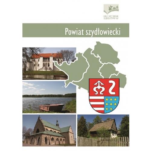 okładka książki - Powiat szydłowiecki