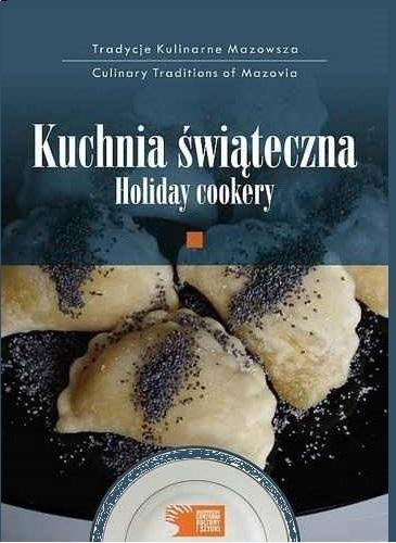 okładka książki - Kuchnia świąteczna
