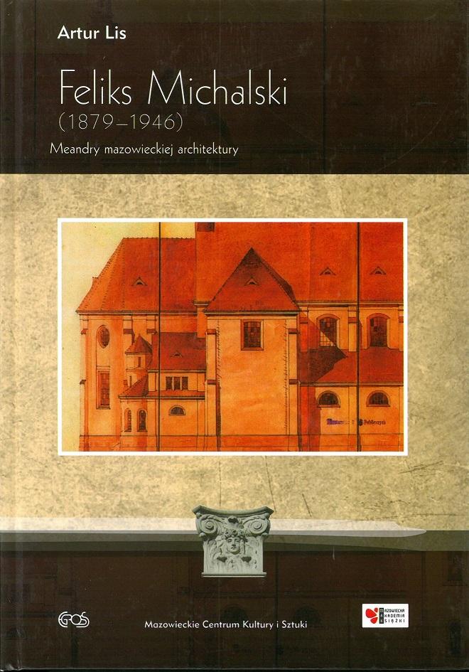 okładka książki - Feliks Michalski