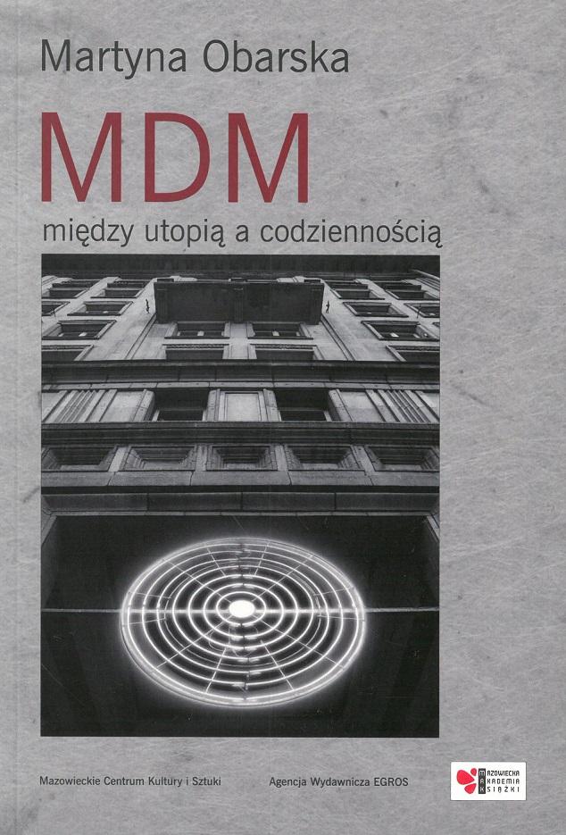 okładka książki - MDM