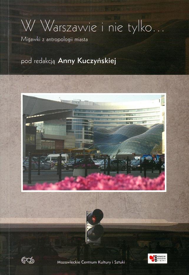 okładka książki - W Warszawie i nie tylko…
