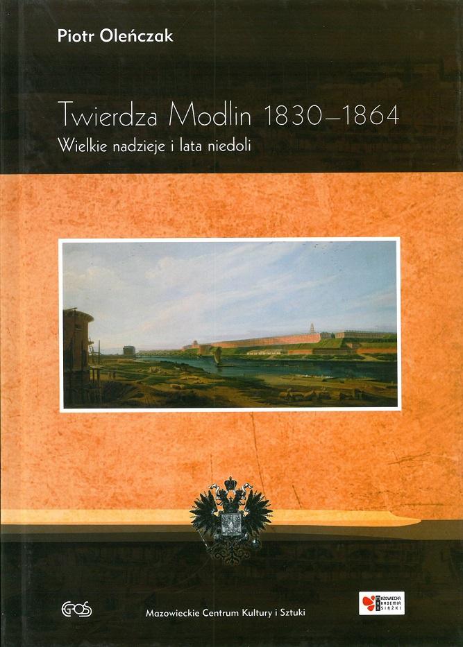 okładka książki - Twierdza Modlin