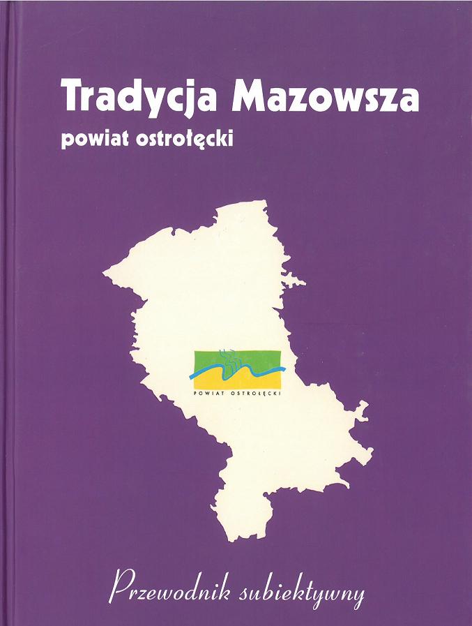 okładka książki - Powiat ostrołęcki