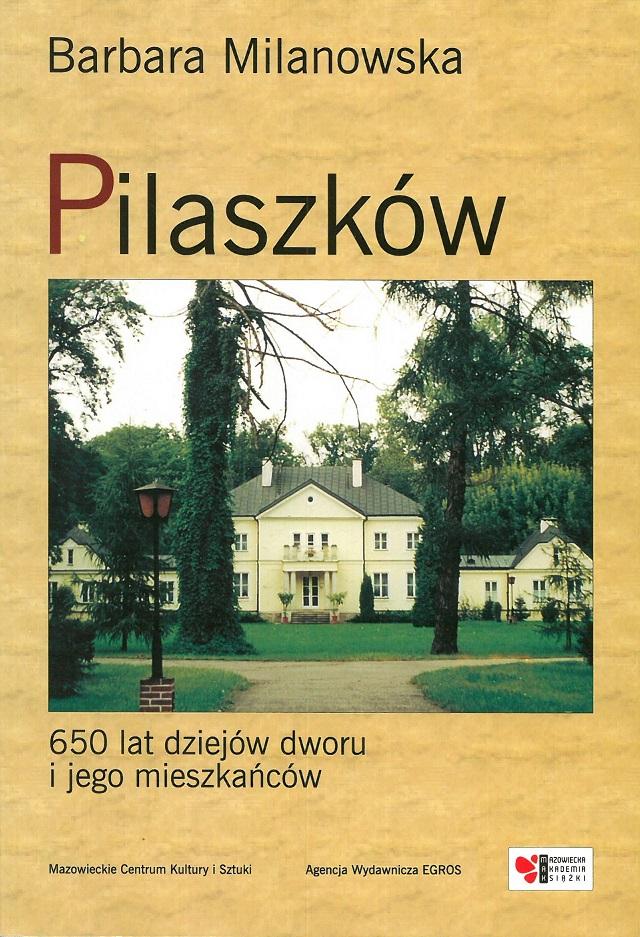 okładka książki - Pilaszków
