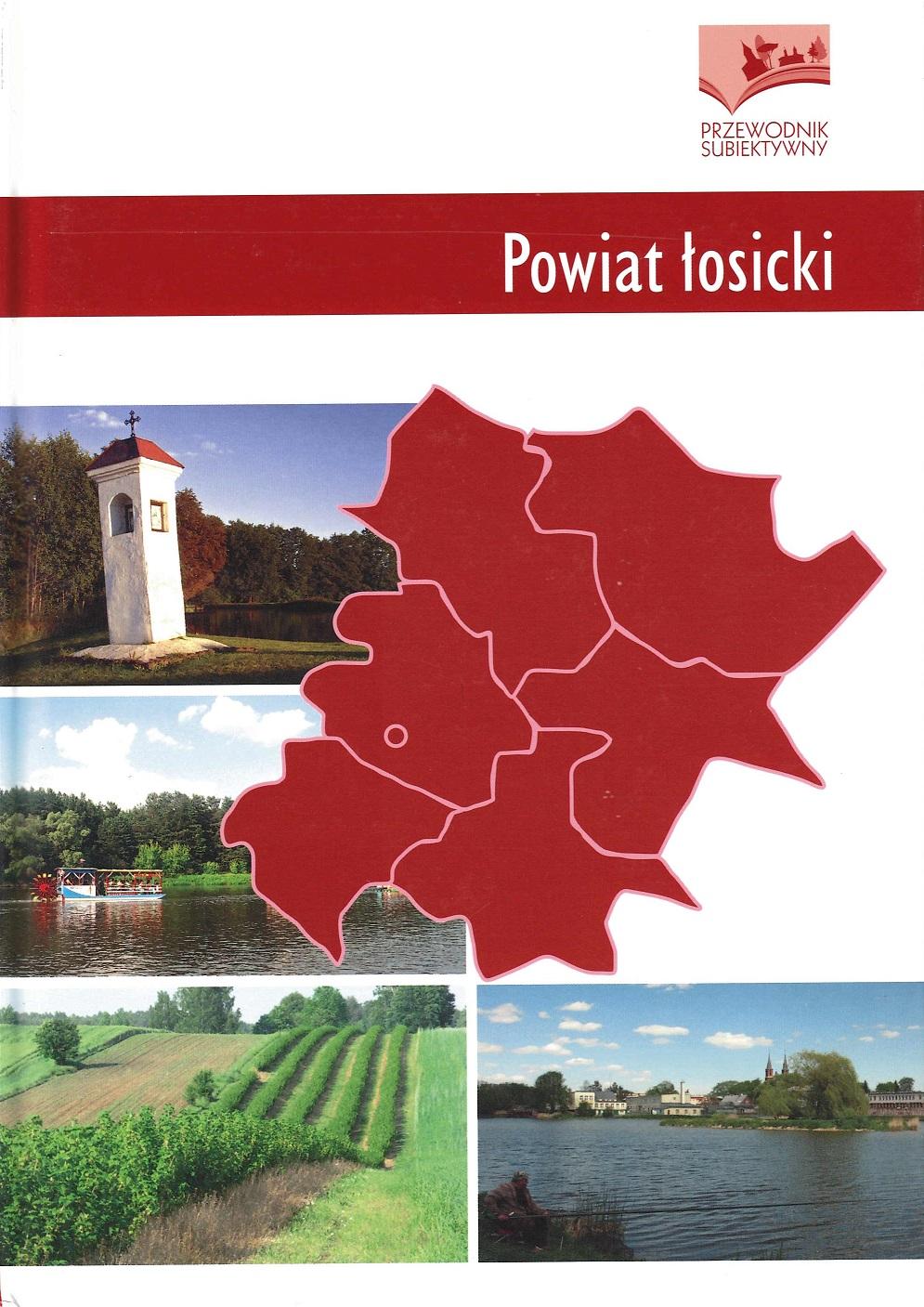 okładka książki - Powiat łosicki
