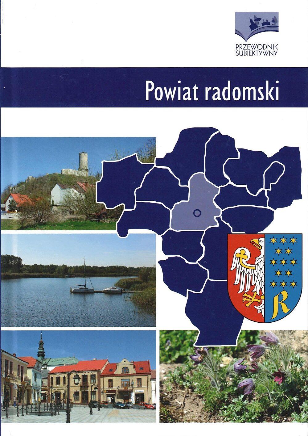 okładka książki - Powiat radomski