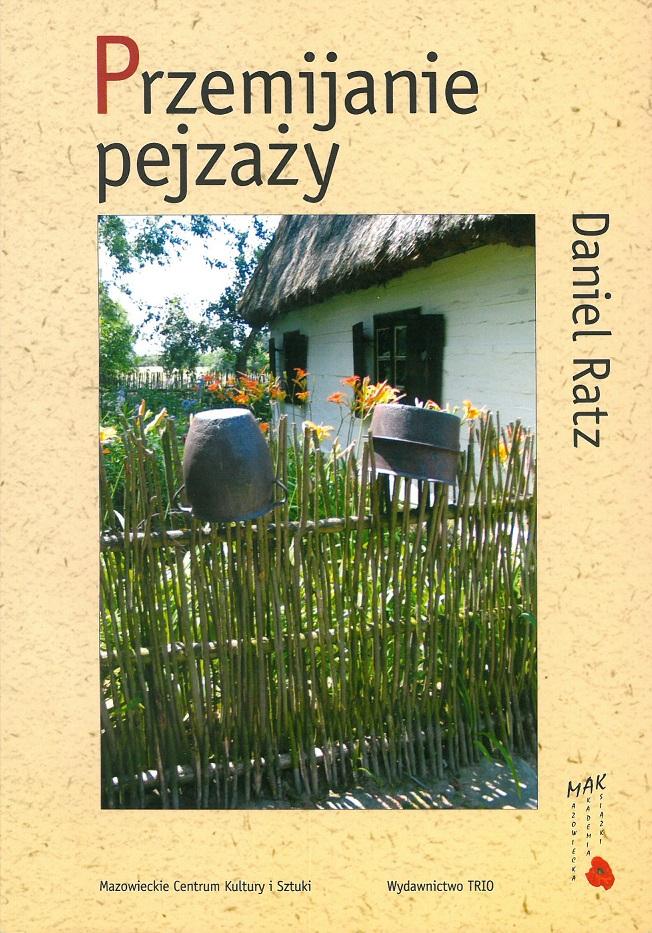 okładka książki - Przemijanie pejzaży