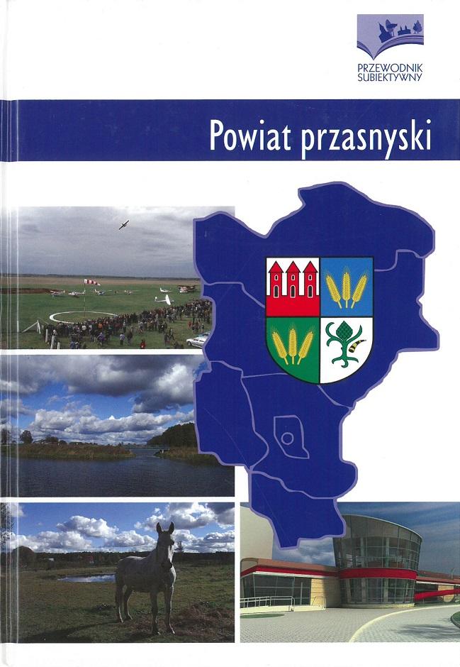 okładka książki - Powiat przasnyski
