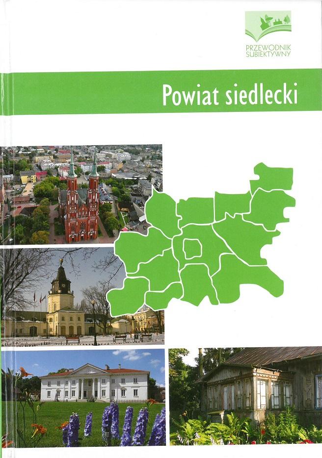 okładka książki - Powiat siedlecki
