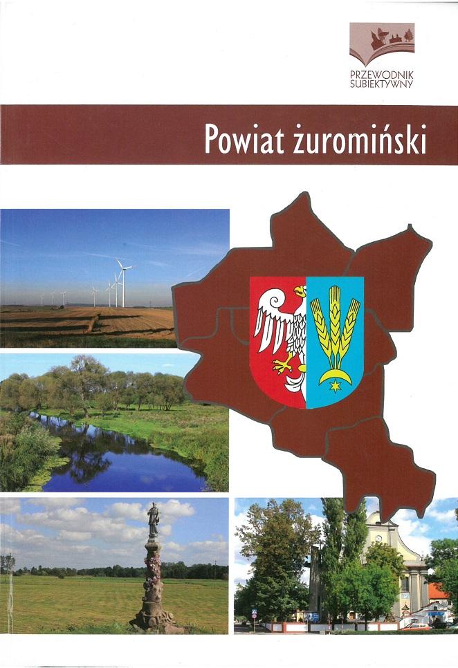 okładka książki - Powiat żuromiński
