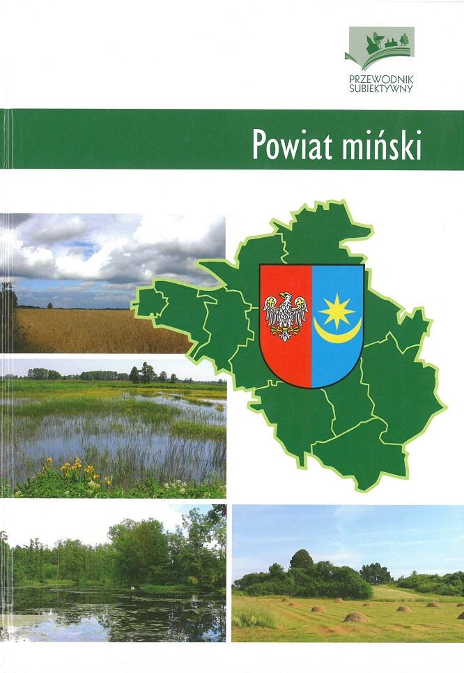 okładka książki - Powiat miński