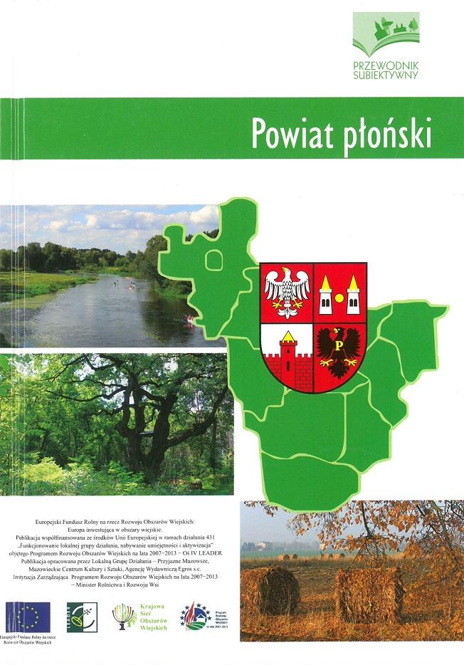 okładka książki - Powiat płoński