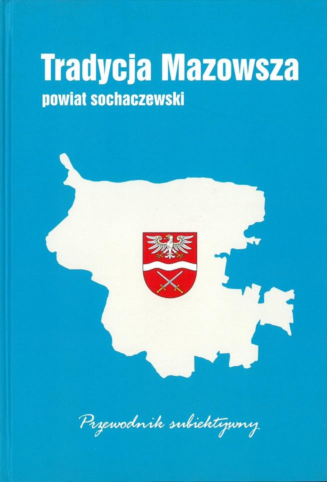 okładka książki - Powiat sochaczewski