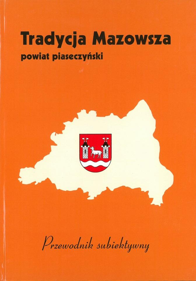 okładka książki - Powiat piaseczyński
