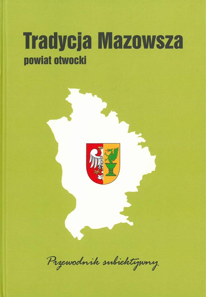 okładka książki - Powiat otwocki