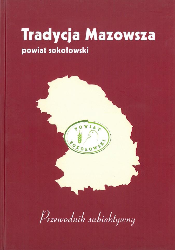okładka książki - Powiat sokołowski