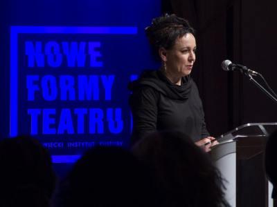 FOTORELACJA z inauguracji projektu NOWE FORMY TEATRU- 8 października 2019 r.