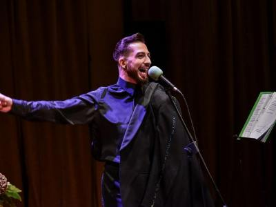 FOTORELACJA z koncertu JESIENNIK - KSAWERY ZDANOWICZ Recital piosenki poetyckiej