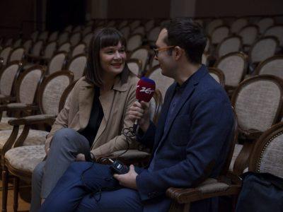 FOTORELACJA ze spektaklu Teatru Mazowieckiego NIEBEZPIECZNA GRA
