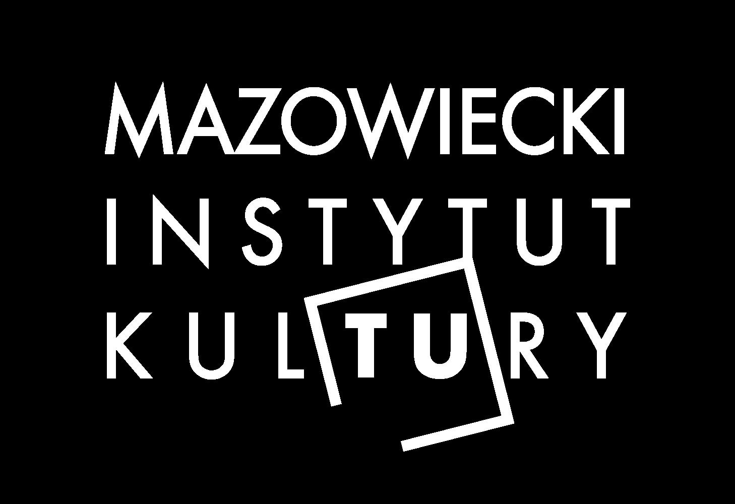 logo Mazowieckiego Instytutu Kultury