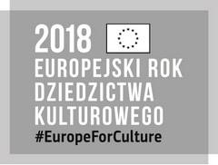 logotyp europejskiego roku dziedzictwa kulturowego