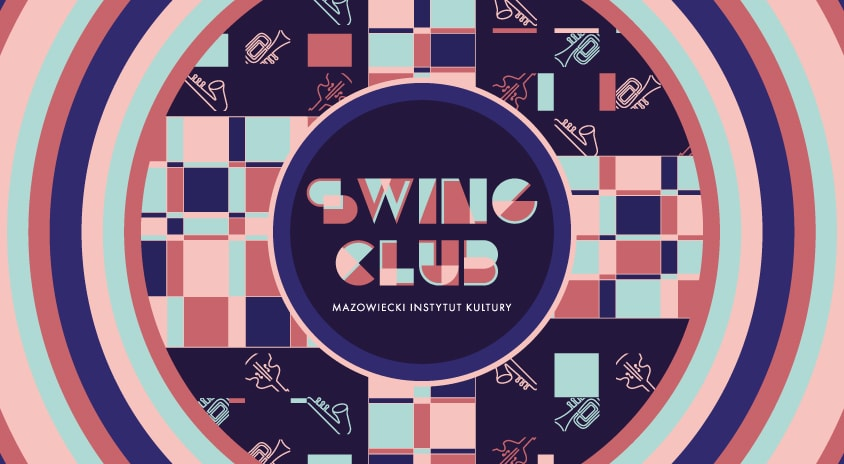 grafika reklamowa swing club
