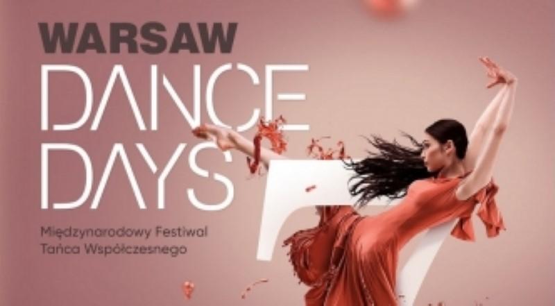 Warsaw Dance Days. Międzynarodowy Festiwal Tańca Współczesnego