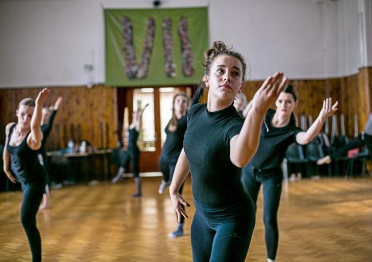 Mazowiecka Akademia Tańca – taniec jazzowy