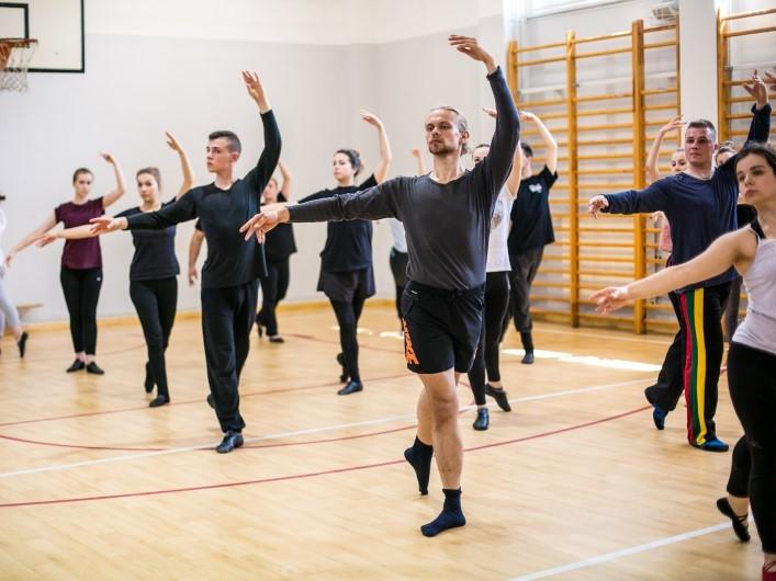Mazowiecka Akademia Tańca – taniec ludowy