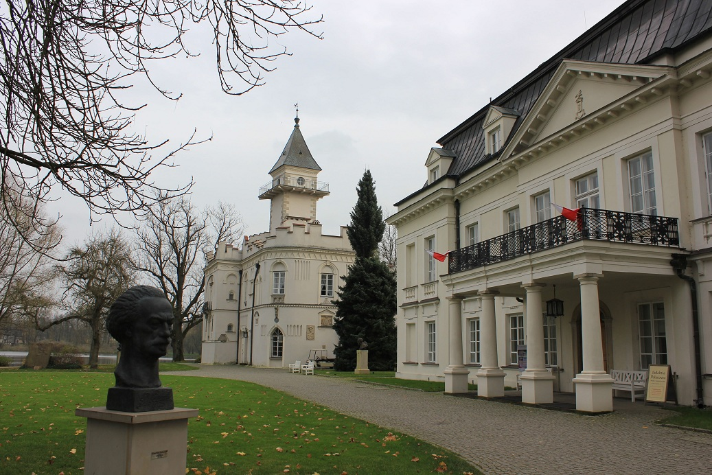 palac park radziejowice 3