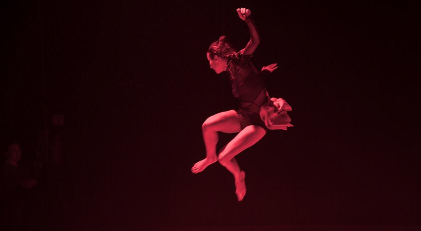 5 listopada, Warszawa | Aleksandra Bożek-Muszyńska i Małgorzata Mielech – Centralna Scena Tańca